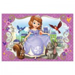 Puzzle  Trefl-14208 XXL Teile - Sofia the First