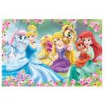 Puzzle  Trefl-14223 XXL Teile - Disney Prinzessinnen
