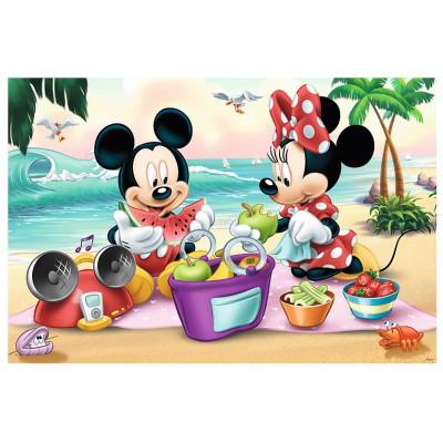 Puzzle  Trefl-14236 XXL Teile - Mickey