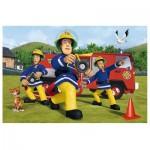 Puzzle  Trefl-14245 Fireman Sam