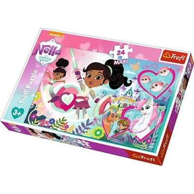 Puzzle Trefl-14267 XXL Teile - Nella