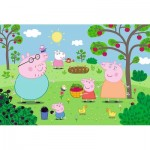 Puzzle  Trefl-14282 XXL Teile - Peppa Pig
