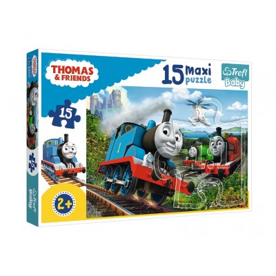 Puzzle Trefl-14283 XXL Teile - Thomas & Friends