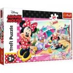 Puzzle  Trefl-14292 XXL Teile - Minnie