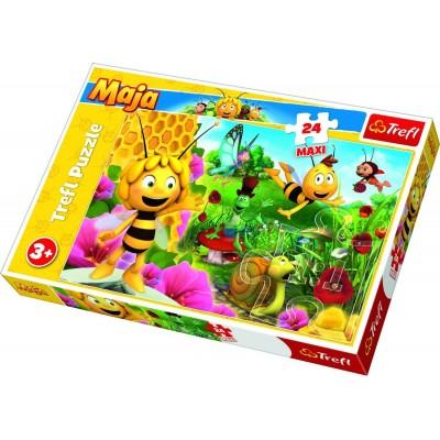 Puzzle Trefl-14297 XXL Teile - Maja