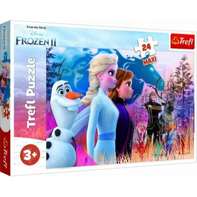 Puzzle  Trefl-14298 XXL Teile - Frozen II