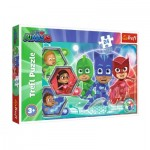 Puzzle  Trefl-14299 XXL Teile - PJ Masks