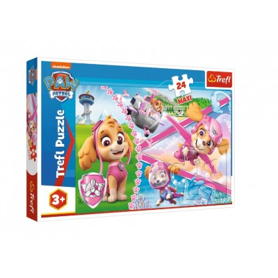 Puzzle Trefl-14307 XXL Teile - Paw Patrol