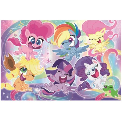 Puzzle  Trefl-14320 XXL Teile - My Little Pony