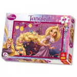 Puzzle  Trefl-15194 Disney Prinzessinnen: Rapunzel