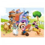 Puzzle  Trefl-15337 Mickey