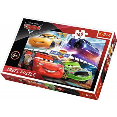 Puzzle  Trefl-15356 Cars