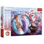 Puzzle  Trefl-15374 Frozen II