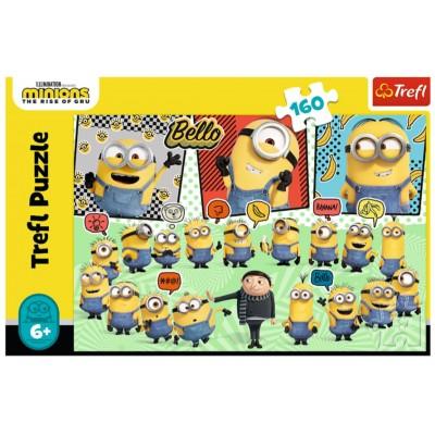 Puzzle  Trefl-15398 Minions