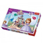 Puzzle  Trefl-16226 Prinzessin Sofia