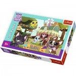 Puzzle  Trefl-16338 Littlest Pet Shop