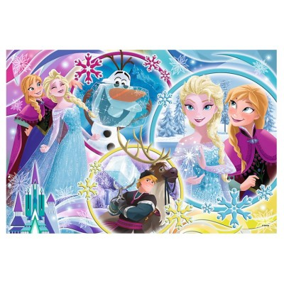 Puzzle  Trefl-16340 Frozen
