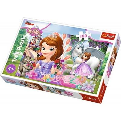Puzzle Trefl-16344 Sofia the First