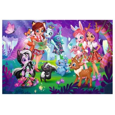 Puzzle Trefl-16348 Enchantimals