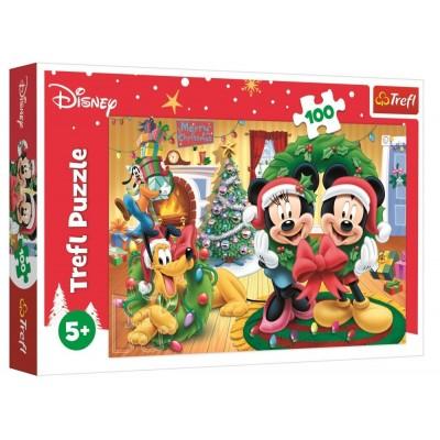 Puzzle  Trefl-16365 Mickey