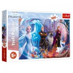 Puzzle  Trefl-16366 Frozen II
