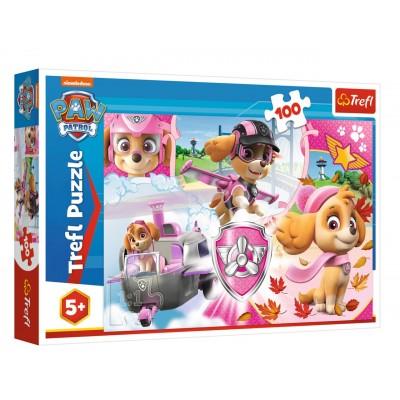 Puzzle  Trefl-16368 Paw Patrol