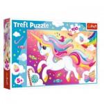 Puzzle  Trefl-16386 Einhorn