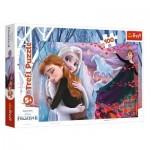 Puzzle  Trefl-16399 Frozen II