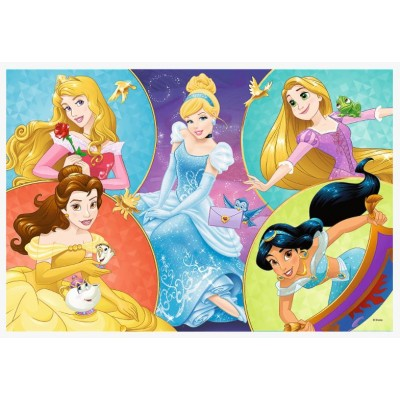 Puzzle  Trefl-16419 Disney Princess