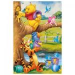 Puzzle  Trefl-17264 Winnie Pooh