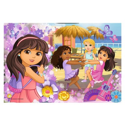 Puzzle  Trefl-17296 Dora