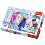 Puzzle  Trefl-17314 Frozen