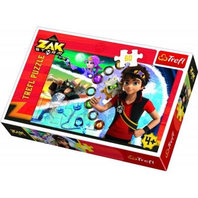 Puzzle  Trefl-17317 ZAK Storm