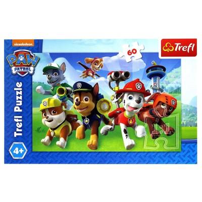 Puzzle  Trefl-17321 Paw Patrol