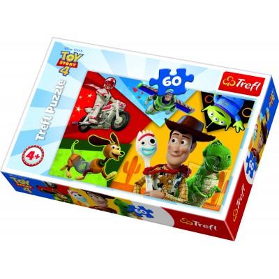Puzzle  Trefl-17325 Toy Story 4