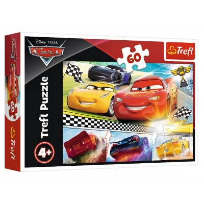 Puzzle Trefl-17334 Cars