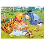 Puzzle  Trefl-18198 Winnie Pooh