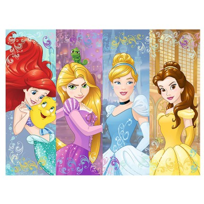 Puzzle  Trefl-18205 Disney Princess