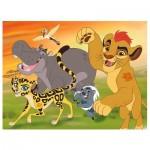 Puzzle  Trefl-18210 Disney: Der König der Löwen