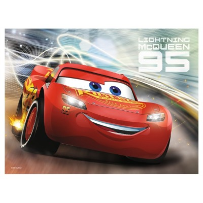 Puzzle  Trefl-18215 Cars 3