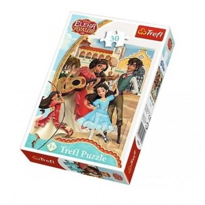 Puzzle Trefl-18224 Elena Avalor