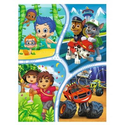 Puzzle Trefl-18227 Fun & Adventure