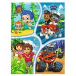 Puzzle  Trefl-18227 Fun & Adventure