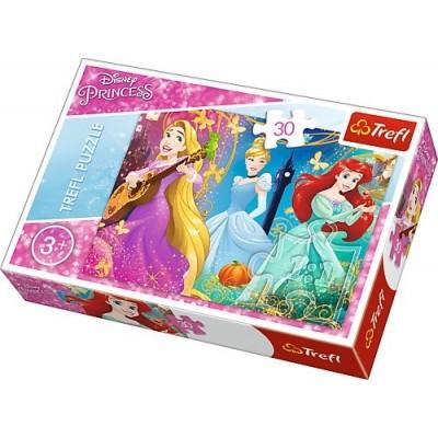 Puzzle Trefl-18234 Disney Princess