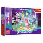 Puzzle  Trefl-18236 Enchantimals