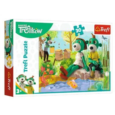 Puzzle  Trefl-18265 Treflikow
