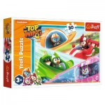 Puzzle  Trefl-18269 Nickelodeon - Top Wing