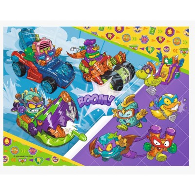 Puzzle  Trefl-18273 Super Spies Team