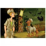 Puzzle  Trefl-19423 Scooby-Doo