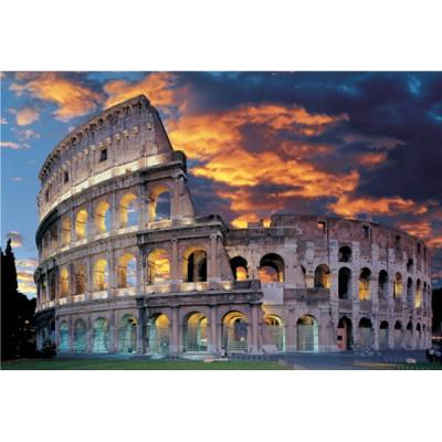Puzzle  Trefl-26068 Kolosseum, Rom